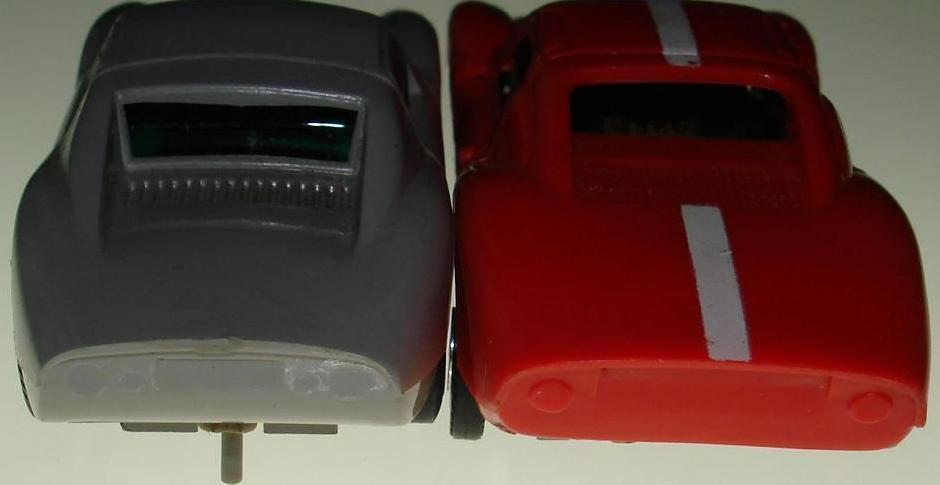 Atlas Aurora Porsche Taillight Comparison