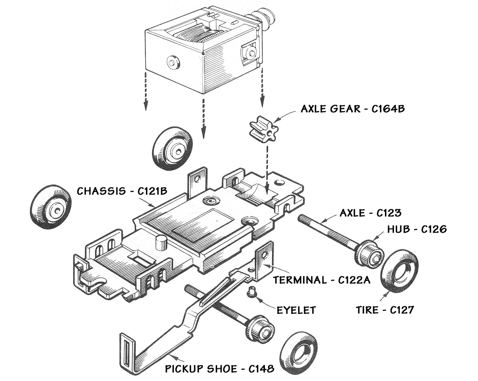 crosman c11 diagram