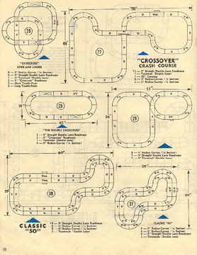 1963 Aurora Model Motoring Thunderjet 500 Service Manual Page 20