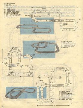 1963 Aurora Model Motoring Thunderjet 500 Service Manual Page 22