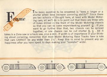 1962 Aurora Model Motoring Vibrator Slot Car Hop Up Hints Page 11