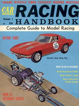 1963 Car Model Racing Handbook