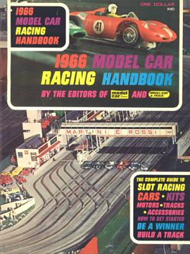 1966 Model Car Racing Handbook