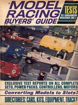 1966 Model Racing Buyers Guide