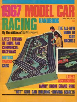 1967 Model Car Racing Handbook