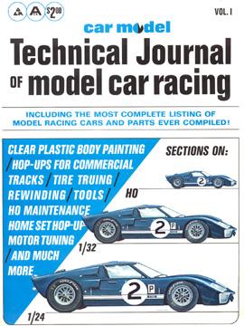 1967 Car Model Technical Journal