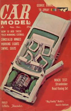 Car Model November December 1962