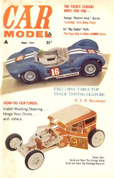 Car Model September October 1962