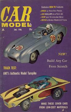 Car Model January February 1963