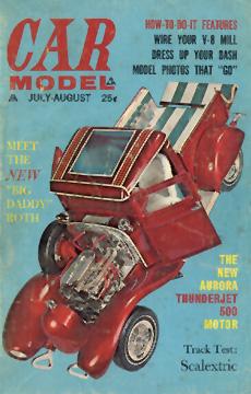 Car Model July August 1963
