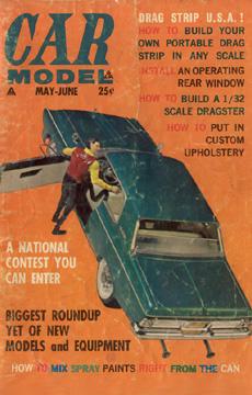 Car Model May June 1963
