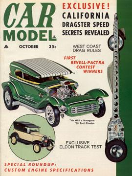 Car Model October 1963