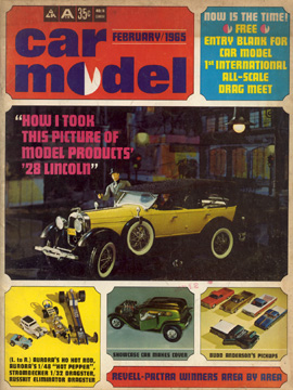 Car Model February 1965