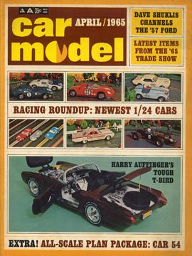 Car Model April 1965