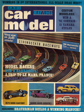 Car Model May 1965
