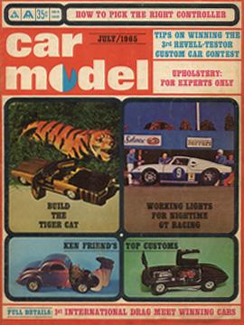 Car Model July 1965