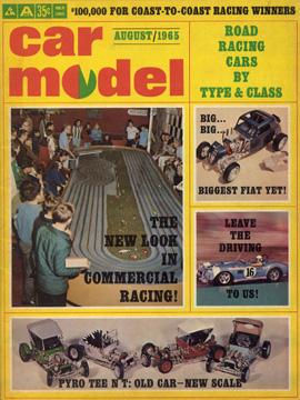 Car Model August 1965