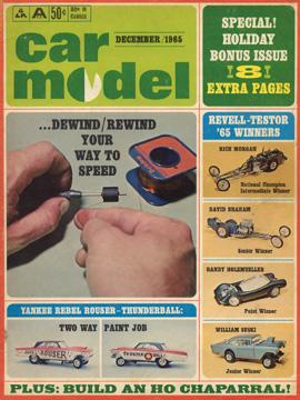 Car Model December 1965
