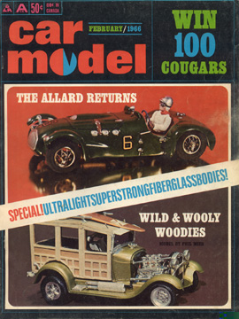 Car Model February 1966
