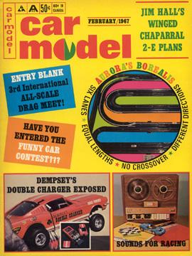 Car Model February 1967