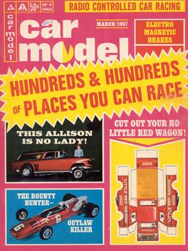 Car Model March 1967