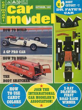 Car Model October 1967