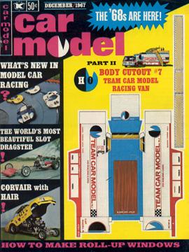 Car Model December 1967