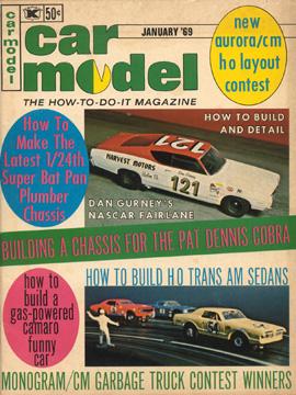 Car Model January 1969