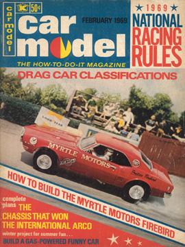 Car Model February 1969