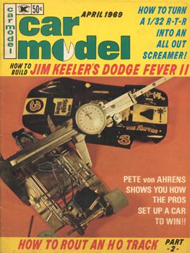 Car Model April 1969