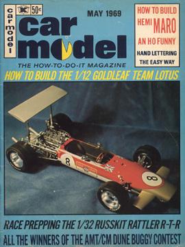 Car Model May 1969