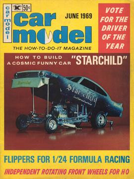 Car Model June 1969