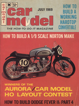 Car Model July 1969