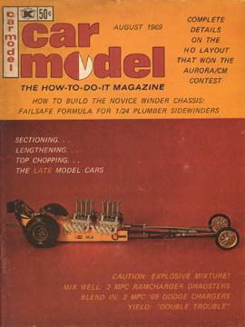 Car Model August 1969