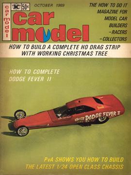 Car Model October 1969