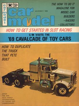 Car Model November 1969