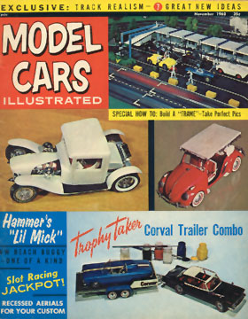 Model Cars Illustrated November 1963